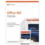 Office 365 Home 6 Benutzer – 1 Jahr um 55 € statt 78,90 €