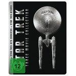 Star Trek – Three Movie Collection – Steelbook [Blu-ray] um 15 € statt 47 €