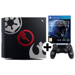 Sony PlayStation 4 Pro 1TB Star Wars LE um 388 € statt 499,95 €