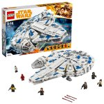 LEGO Star Wars Solo – Kessel Run Millennium Falcon (75212) inkl. Versand um 95,98 € statt 124,99 € – Bestpreis