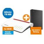 AVM FRITZ!Box 7590 + Seagate Festplatte Expansion Portable 1TB inkl. Versand um 199 € statt 295,37 €