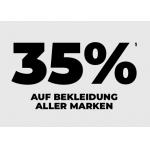 mysportswear – 35% Rabatt auf Bekleidung aller Marken (bis 17.03.2020)