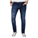 Designer Herren Jeans Regular Slim Fit um 26,17 € statt 69,90 €