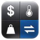Converter Touch für iPhone, iPod touch und iPad kostenlos @iTunes