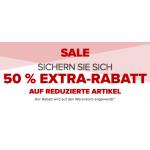 Crocs Onlineshop – 50 % Extra-Rabatt auf Sale-Produkte & gratis Versand