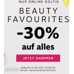 Marionnaud – 30% Rabatt auf reguläre Ware bis 24.01.