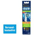 Oral-B Aufsteckbürsten CrossAction (4er-Pack) um 7,77 € statt 12,89 €