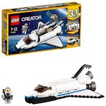 Lego Creator 31066 – Forschungs-Spaceshuttle um 20 € statt 25 €