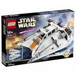 LEGO Star Wars Episoden I-VI – Snowspeeder (75144) um 150€ statt 193€