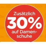 Reno Onlineshop – 30 % Rabatt auf Damenschuhe (inkl. Sale)