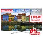 LG 55SJ810V Super UHD TV um 709 € statt 810,99 € – neuer Bestpreis!