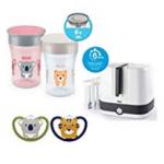 NUK Baby-Produkte zu Spitzenpreisen – nur heute bei Amazon.de