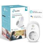 TP-Link WLAN Steckdosen (mit Stromverbrauchsaufzeichnung, funktionieren mit Amazon Alexa) um 19,99 € statt 34,20 €