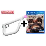 Bravo Team – inkl. VR Ziel Controller für PS4 VR um 35 € statt 72,78 €