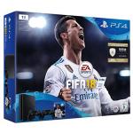 PlayStation 4 Slim – 1TB inkl. 2 Controller + FIFA 18 um 279,99 €
