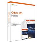 Microsoft Office 365 Home, 1 Jahr – 6 Nutzer um 53,49 € statt 69 €