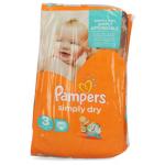 Pampers Simply Dry – 90 Stück inkl. Versand um 9,99 € statt 16,95 €