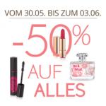Yves Rocher Sale: Bis zu 50% auf ausgewählte Produkte