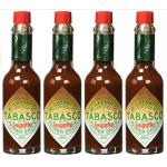 4x Tabasco Chipotle Sauce (4x 60ml) um 2,75 € statt 13,85 €