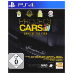 Project CARS – Game of the Year Edition für PS4 um 15,59 € statt 29,99 €