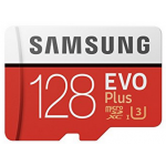 Samsung EVO Plus Micro SDXC 128GB + Adapter um 18 € statt 28,50 €