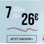 Hunkemöller Onlineshop – 3 Slips um 9 € statt 23,97 €