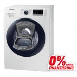 Samsung AddWash A+++ Waschmaschine um 399 € statt 531,28 €