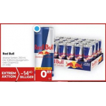 Red Bull (div. Sorten) um 0,89 € bei Billa – 24. bis 30. September