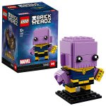 LEGO BrickHeadz Thanos 41605 um 6,99 € statt 12 € (nur Prime)