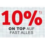 XXXLutz Onlinehsop –10 % Rabatt auf ALLES + gratis Versand (ab 25 €)