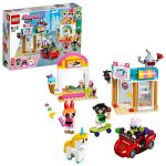 LEGO The Powerpuff Girls Angriff von Mojo Jojo (41288) um 30€ statt 38€