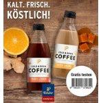 Cold Brew Coffee GRATIS bei Tchibo/Eduscho