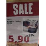 Red Bull um 0,79 € die Dose bei XXLSports – nur offline