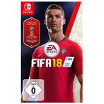 FIFA 18 (+ WM 2018) für Nintendwo Switch um 14,97 € statt 28,90 €