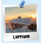 Lappland: 7 Nächte inkl. Frühstück, Direktflügen & Transfers ab 1098 €