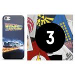 Zurück in die Zukunft Smartphone Hülle + 3 Mystery Shirts ab nur 25,99 €