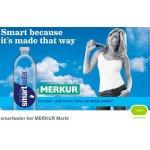 GRATIS 2 Flaschen smartwater bei Merkur (Marktguru Cashback)