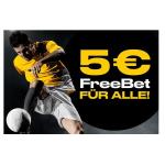 bwin – 5 € Gratiswette für Neu- und bestandskunden (am 18.09.)
