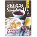 Frisch Gekocht Magazin GRATIS für Billa Club Mitglieder