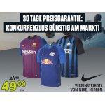 XXL Sport & Outdoor – Nike Vereinstrikots um nur 39,95 €