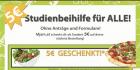 5€ Mjam.at Gutschein ohne Mindestbestellwert @Mjam.at