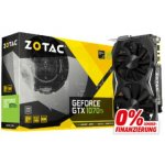 Zotac GeForce GTX 1070 Ti Mini Grafikkarte um 389 € statt 450,76 €