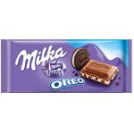 Milka & Oreo Schokoladentafel – 22x100g um 13,20 € statt 26,18 €