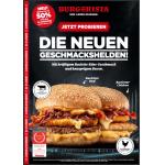 Burgerista Gutscheine – bis zu 50% Rabatt (ab 2. September)