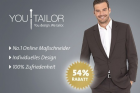 Maßanzug von YOUTAILOR um 139€ statt 299€ inkl. Versand  @Groupon.at