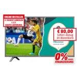Hisense H60N5705 60 Zoll 4K UHD TV um 519 € statt 614,99 €
