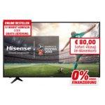 Hisense H65A6100 65″ 4K Ultra HD Smart TV um 586 € statt 752 €