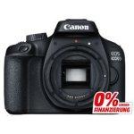 Canon EOS 4000D Gehäuse inkl. Versand um 249 € statt 321 €
