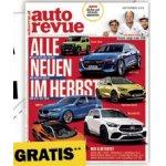 """Zeitschrift """"Auto Revue"""" GRATIS bei Forstinger (bis 22.09.)"""