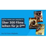 Amazon Prime Video Deals – viele HD Filme um je 0,99 € leihen